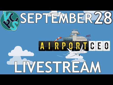 Airport CEO LIVE! New Airport Tycoon Management Game