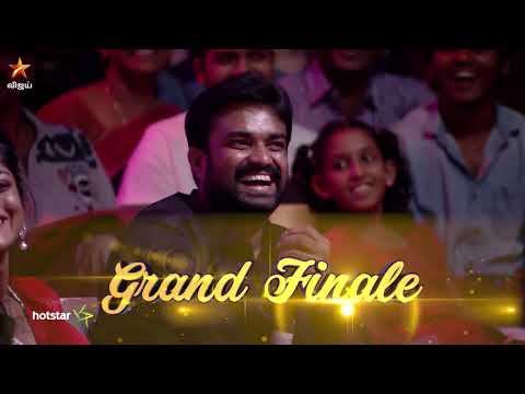 Kalakkapovadhu Yaaru Season - 8 | Grand Finale | 15th June 2019 - Promo 10