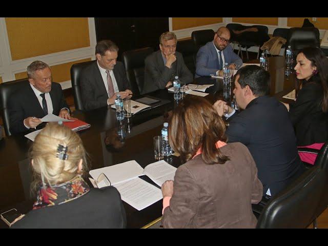 [12.02.2020.] Државни секретар Немања Стевановић са делегацијом Северне Рајне Вестфалије