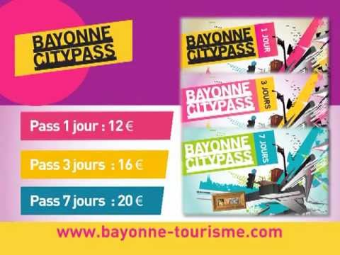 Bayonne city pass