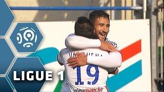 Le premier triplé de Nabil Fekir en Ligue 1 / 2015-16