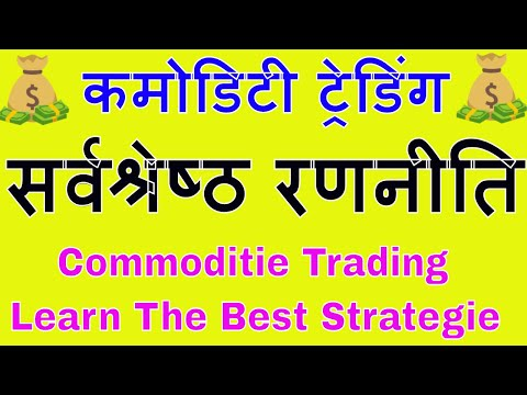 Best trading strategies commodities