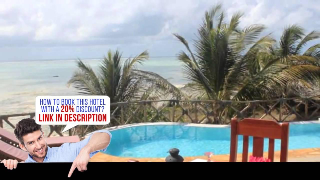 Villa Fleur De Lys Zanzibar Tanzania Hd Review Youtube