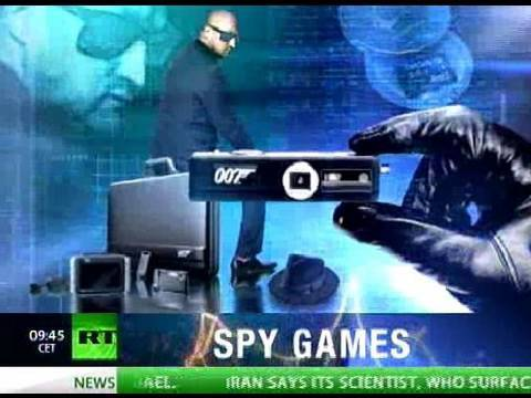 CrossTalk: From Anna Chapman to Cyber Warfare