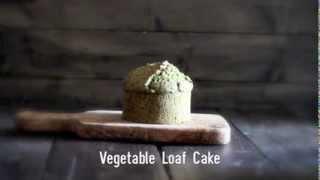 Vegetable Loaf Cake