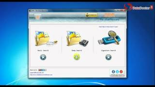 Simple to recover deleted data from Kingston Data Traveler USB Drive