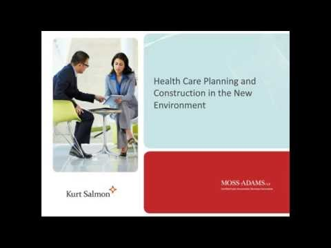 Health Care Planning and Construction in the New Environment