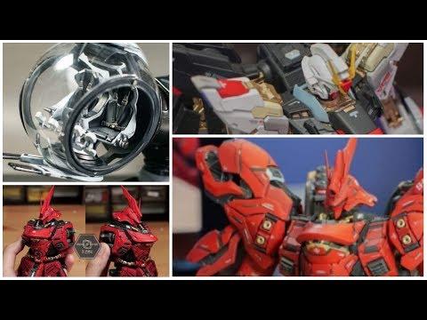 Gundam & Gunpla - A Modelling Love Story by N.Maker