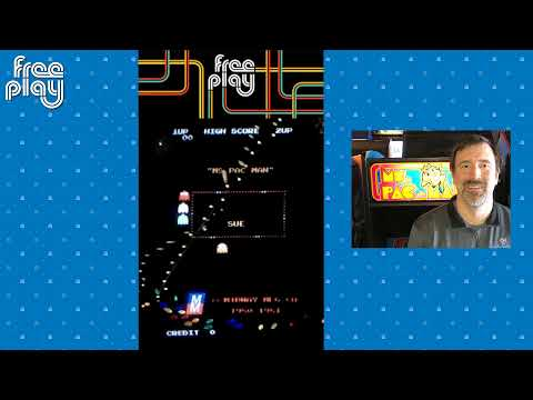 David Parks & Ms. Pac-Man (Quest For The Kill Screen)