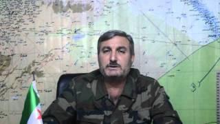 بالفيديو.. رياض الأسعد يدعو لتوحيد الصفوف السورية في مواجهة الغزو الروسي والإيراني