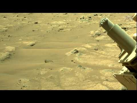Mars: Perseverance Rover Capture the path of an ancient civi