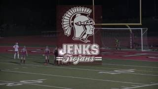 Jenks Varsity highlights from all 3 games in BK tournament