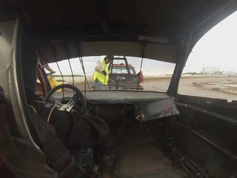 North Central Speedway 7-16-16 Dawson Kimble 4D |Crash|
