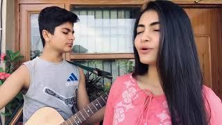 Jiya Re | Guitar Cover by Noor Chahal | Ishaan Chahal