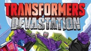 Transformers Devastation - PC Gameplay | GTX 760 1080p