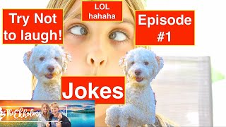 COMEDY VIDEO: FUNNY JOKES, RIDDLES & INSPIRATIONAL QUOTES FOR KIDS!
