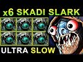 SKADI SLARK - DOTA 2 PATCH 7.06 NEW META PRO GAMEPLAY