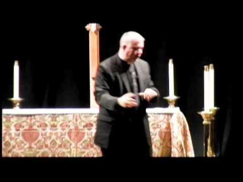 1:38 Women's Conference - October 4, 2014 - Speaker:  Fr. Larry Richards