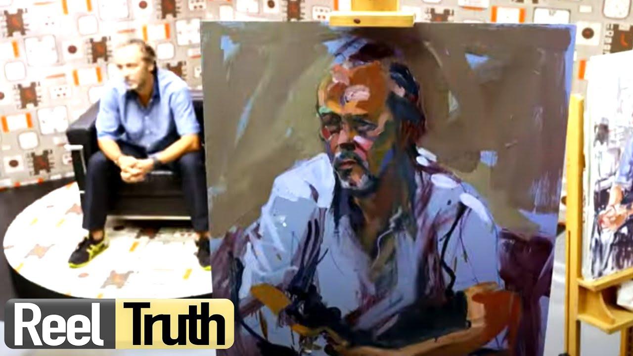 Portrait Artist of the Year | Paris | S01 E05 | Reel Truth Documentaries