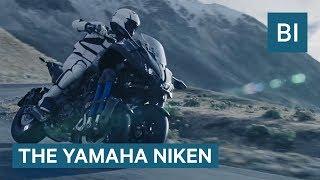 Yamaha's new 3-wheeled motorcycle is not your average trike