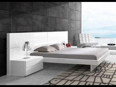 Modern Bed Frames Idea YouTube