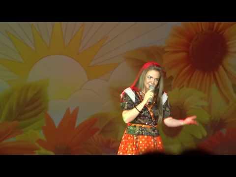 Марина Девятова - Я деревенская!   Тверь 7 января 2015 года