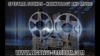 Thomas Sheridan - Spectral Sounds: Hauntology and Music