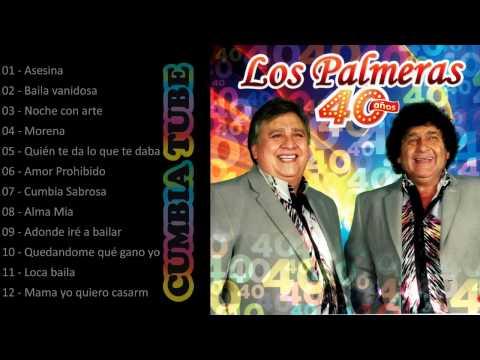Los Palmeras 40 Años - Album completo enganchado