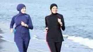 Burkini trending now : Burkini the islamic Bikini