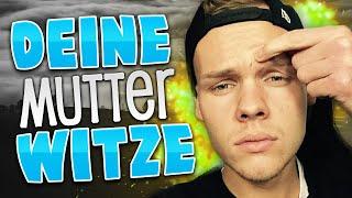 DEINE MUTTER WITZE! - mit Rewinside & UnsympathischTV