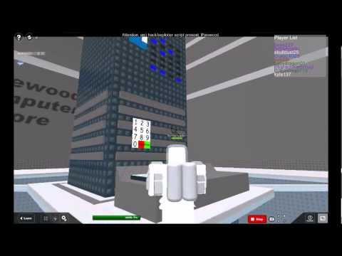 roblox pinewood computer core all codes