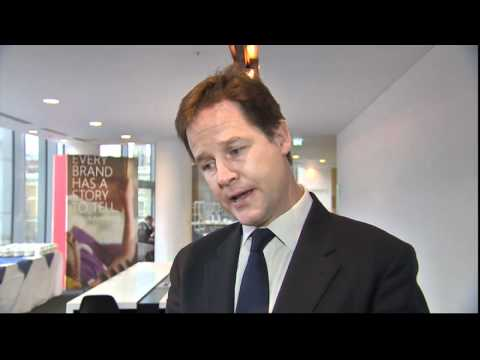 Nick Clegg responds to MI5 and MI6 torture cases