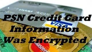 PSN Credit Card Information Protected From Hackers