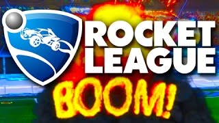 Rocket League Full Games with The Crew!  (Soiled It!)