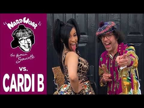 RE: Nardwuar vs. Cardi B