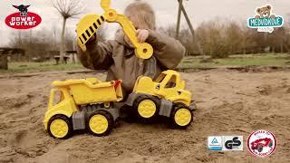Dětské hasičské auto Power BIG s vodním dělem od 2