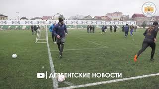 Завершился турнир на Кубок главы Дербента по мини футболу