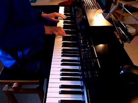 """Enya - May It Be (from """"The Lord Of The Rings"""" II) (Piano Cover)"""