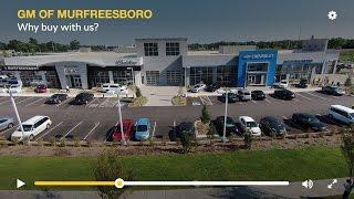 Why Buy from Chevrolet Buick GMC of Murfreesboro
