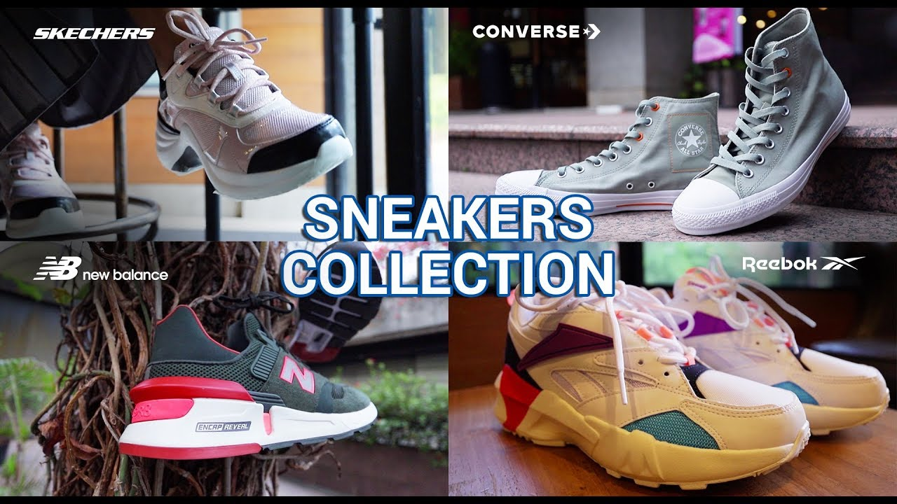 Planet Sports Asia Sneakers Collection | OOTD Video