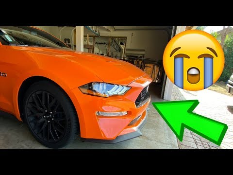 Does The 2020 Mustang GT Have The Engine Tick?