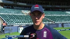 South Africa v England | 4th Test Day 4 | Interview with Stuart Broad
