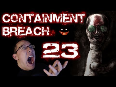 SCP Containment Breach | Part 23 | SCP-096 HAS BEEN FOUND...