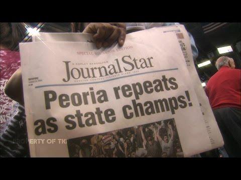 Peoria High School - March Madness - Shaun Livingston - Chuck Buescher