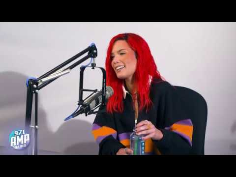 """Halsey Sits With Booker and Talks About Her Empowering Song """"Nightmare"""""""
