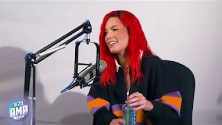 "Halsey Sits With Booker and Talks About Her Empowering Song ""Nightmare"""