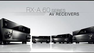 Yamaha MusciCast RX-V series 2016