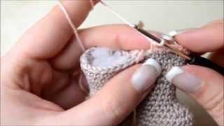 амигуруми котенок крючком схема видео уроки