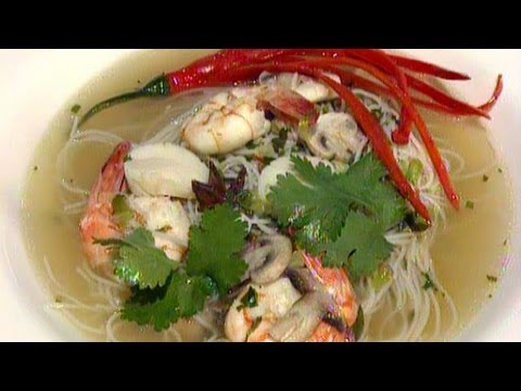 Seafood Soup Recipe