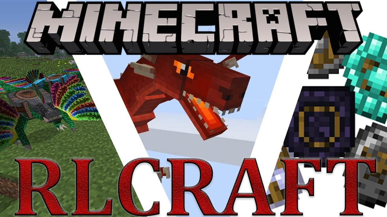 All Mods in RL Craft Guide (New version in Description) YouTube